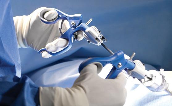 Инструменты при лапароскопии