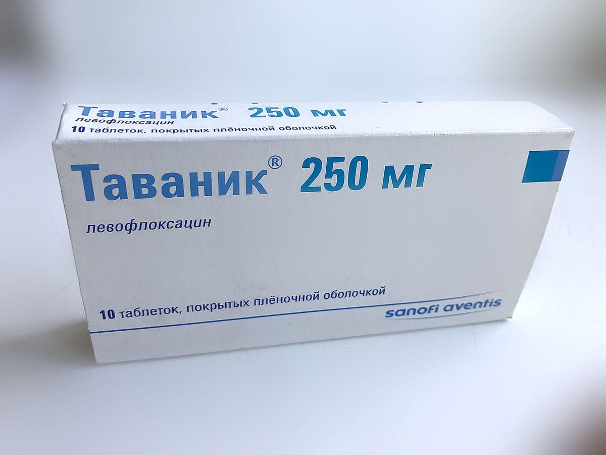 Роль Левофлоксацина в терапии цистита