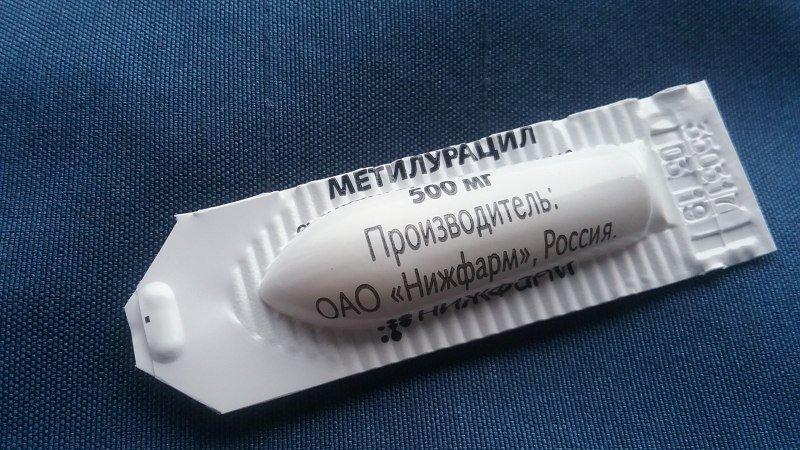 Применение метилурацила в составе комплексной терапии цистита