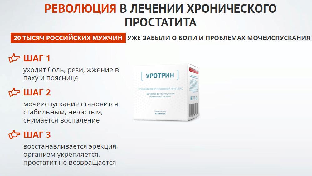 Уротрин это реальный препарат, или БАД: обзор официального сайта