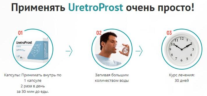 УретроПрост: эффективное средство от простатита